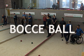 Bocce in November