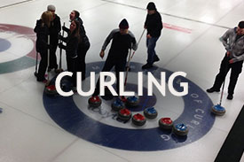 Curling in February